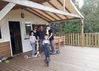 écolodge famille terrasse