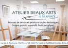 carte-de-visite-Atelier-beaux-arts---a-la-source