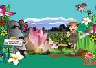 parc floral court d'aron