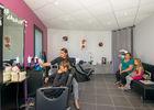 salon de coiffure - camping l'océan