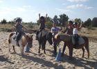 Stages d'équitation