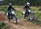 Séjour enfant -Evolution moto