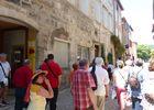 visite découverte de Saint Antonin Noble Val