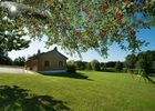 Gîte des Etangs de Bairon, chalet de charme dans un parc arboré avec ses 3 étangs - Louvergny - Ardennes