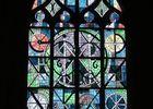 vitrail et orgue