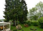 jardin et véranda
