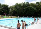 La piscine de plein air