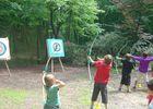 Base de loisirs de l'ASPSCA - le tir à l'arc