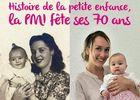 Exposition Vitrine des Ardennes - la PMI fête ses 70 ans