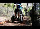 mobilboard gyroparc : nouveau parcours segway