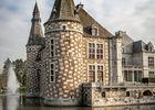 Château de Jehay – Amay – Vue extérieure