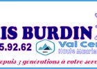 Logo Taxi burdin
