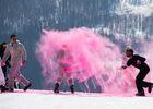 Color'Ski à Orcières