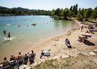 Plan d'Eau Camping Val de Durance