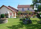 champagne 52 chalindrey gite 52h1050 au pied du cognelot jardin.