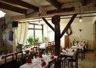 champagne 52 saint thiebault auberge du cheval blanc restaurant.
