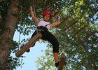 Antipodes Arbres et Cîmes - Parcours dans les arbres