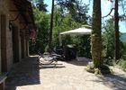 Terrasse de La Maison sous les Pins - Aveyron
