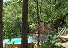 Piscine commune - Locations à La Cachette dans le Sud Ouest