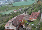 Gîte Glycine : les 2 toits de droite