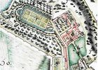 haute marne abbaye morimond plan ancien.