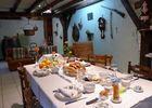 haute marne chambre hotes laferte sur amance 52g599 chez joelle salle a manger.