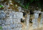 champagne 52 vestiges historiques la mothe bastion st nicolas.