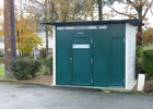 Caro aire camping-car wc