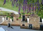 pépinière hortensias - façade boutique et salon de thé - Taupont - Bretagne