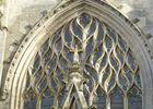 Gothique flamboyant de la Trinité à Vendôme