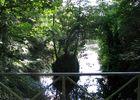 pont sur la rivière oudon