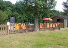 PEDALO-Camping le parc de Vaux ponton