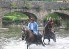 ITI53 - Saint Pierre sur Erve- rivière à cheval