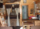 CAMPING ROULOTTE - Chambre