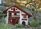 Lourdes Château Fort maison miniature basque © G Noël