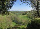 HLO53 - Les jardins suspendus du Ravelin - Vue sur la Vallée