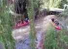 St Pierre sur Dives Descente de la Dives en canoë