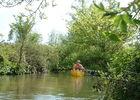Au départ de Vendeuvre, la Dives en canoë