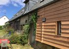 Delphine Zangs Chambre d'hôtes à Glos prés de Lisieux Petit jardin