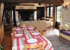 Ferme du Château Gite au Pin Chez Rebecca Whitehead table