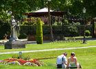 Jardin de l'Evêché - Lisieux