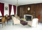 Le Manoir des Lords au Mesnil Durand, salon du Manoir