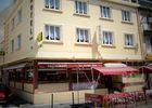 Restaurant La Coupe d'Or Lisieux Facade et terrasse