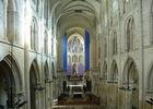 SAINT PIERRE SUR DIVES_Eglise abbatiale