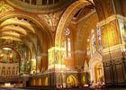 Basilique Sainte Therese, intérieur - Lisieux