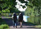 Le Canal de Nantes à Brest à pied