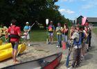 Sortie en canoë à Montfort-sur-meu