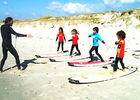 Allons surfer