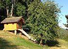 """Chambre d'hôtes n°09G20012 """"Les Cabanes d'Espinal"""" – SAURAT – Ariège"""