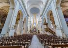 Cathedrale Notre Dame Montauban Interieur